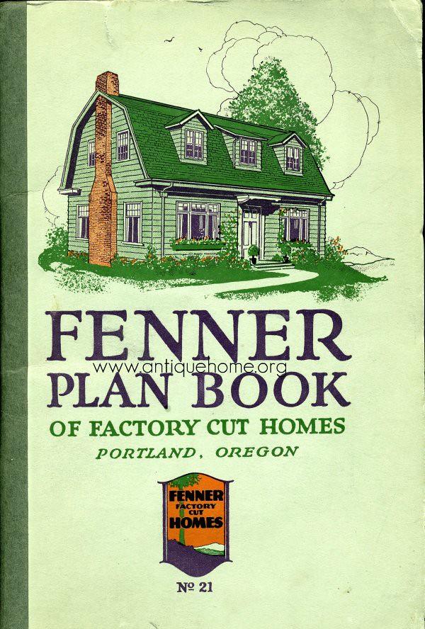 Fenner Kit Houses::Portland, Oregon::House Plans   Flickr