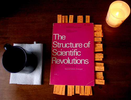 The Structure of Scientific Revolutions | by adobemac