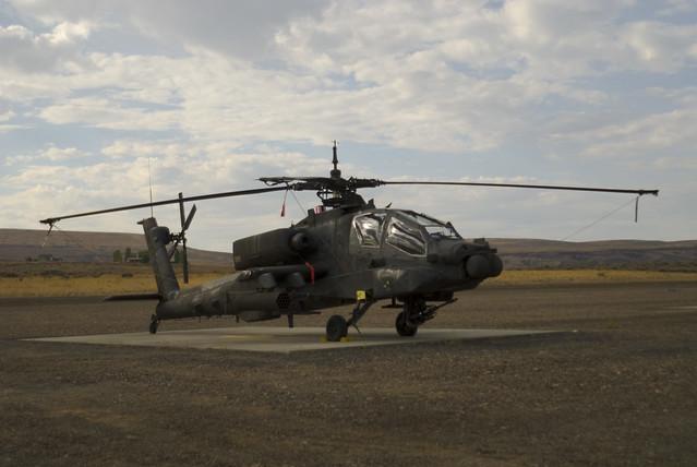 AH-64 Apache