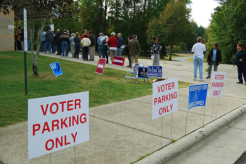 Early Voting | by jeffreylcohen
