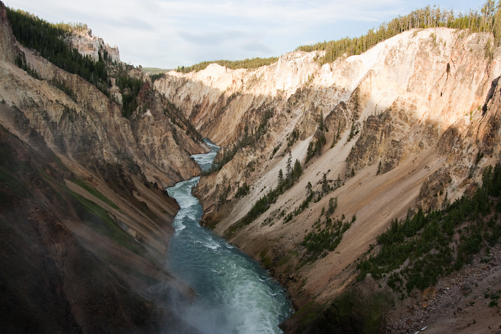 Yellowstone National Park - Tower Roosevelt, Canyon