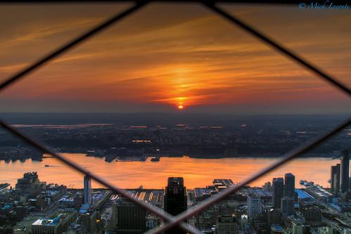 nyc newyorkcity sunset eos midtown empirestatebuilding canon7d spectacularsunsetsandsunrises mygearandme mygearandmepremium mygearandmebronze mygearandmesilver mickcanon artistoftheyearlevel3 artistoftheyearlevel4