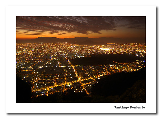 West Santiago