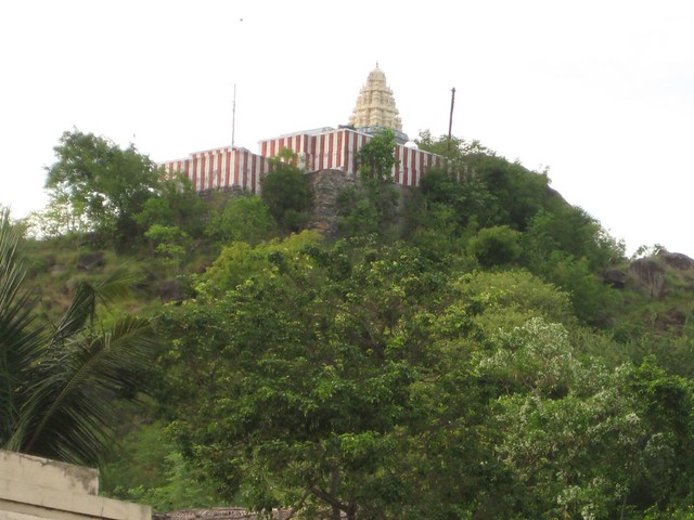 Hilltop Subramanya Swamy Temple
