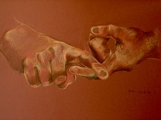 sign language : friend | by rye.bread