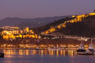Málaga   by quinoal