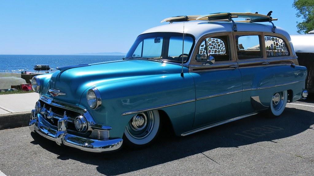 1953 Chevrolet Townsman Station Wagon Flickr Photo Sharing