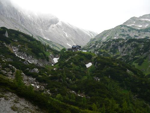 alps austria österreich alpen steiermark autriche styria hochschwab dullwitz voisthalerhütte wanderung20150620 ochsensteig