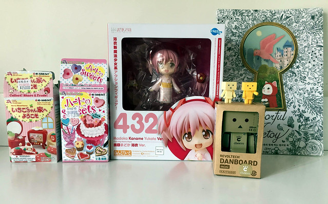 Anime Expo 2015 haul