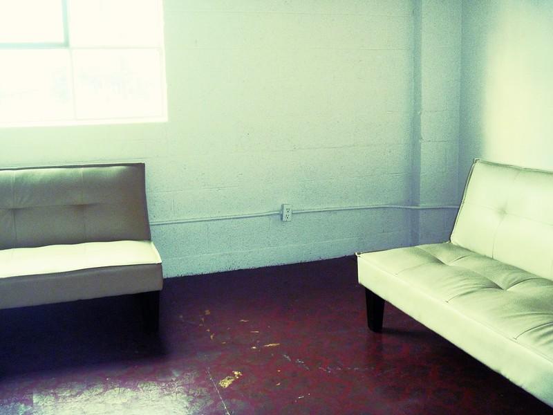 White Sofas, 2015