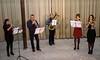 Musik zur Weihnachtszeit - Eröffnung der Weihnachtsfeier