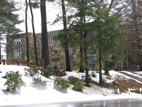 Frost Hall, Gordon College