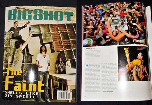 my photos in Big Shot magazine   by joshsisk
