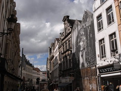 JR in Brussels