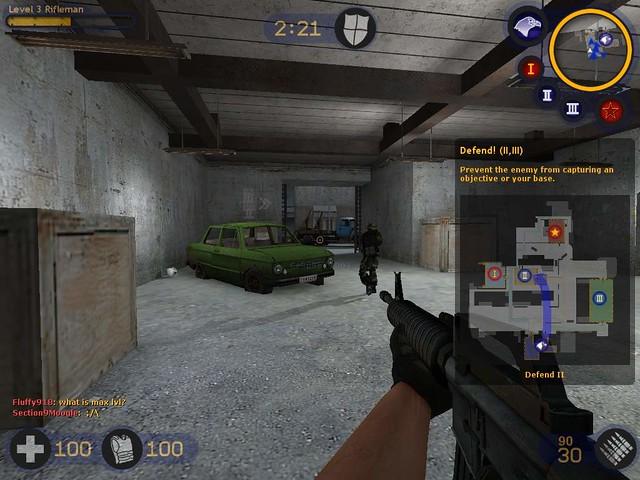 Half Life 2 Mod Plan of Attack | A multiplayer mod similar t
