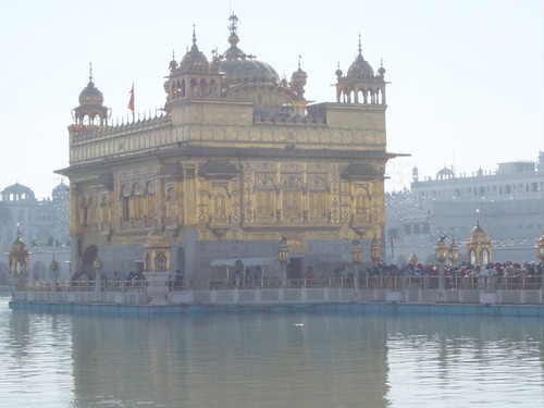 temple golden shrine sikh sahib amritsar harmandir darbar