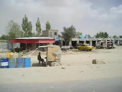Afghan Strip Mall   by rybolov
