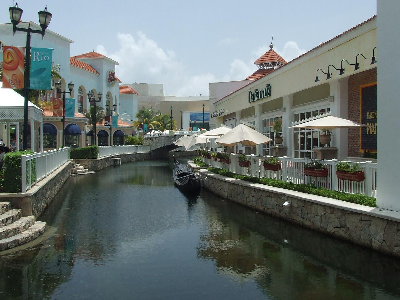 Plaza la Isla, Cancun