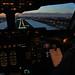 200 feet at London City Airport by Frans Zwart