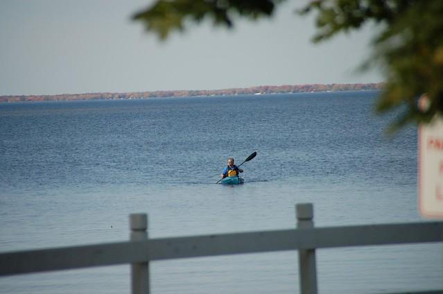 Houghton Lake Kayaking 10112008 13 N