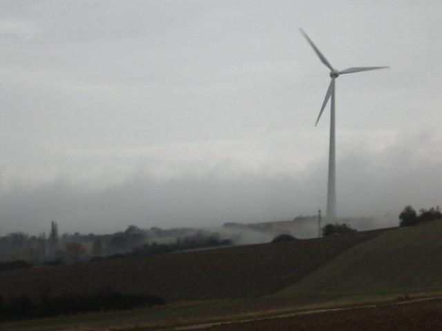 Windrad, 04.12.2008