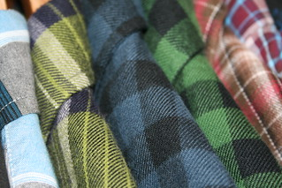 uniqlo flannels | by Louis Beche