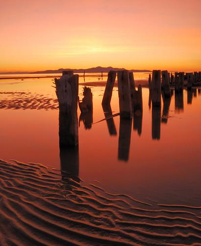 longexposure sunset geotagged nikon greatsaltlake d80 18135mmf3556g geo:lat=4077928 geo:lon=11217488