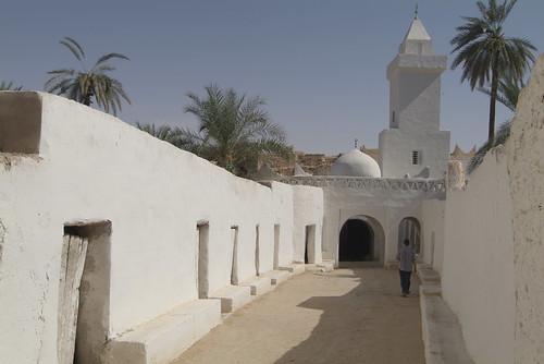 оазис в Либия