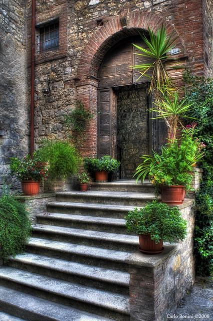 Monte Castello di Vibio - scorcio