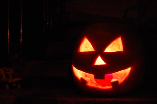 Zucca - Halloween Pumpkin - 2008 - Night | by ЕленАндреа