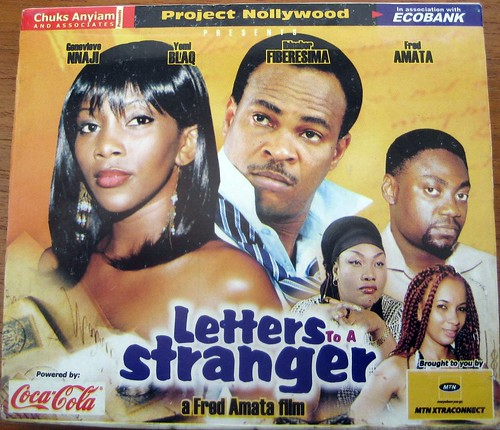 Letters To A Stranger | by Nollywood Forever