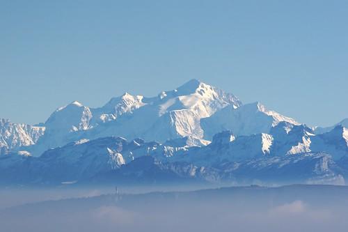 Mt. Blanc   by bodhithaj