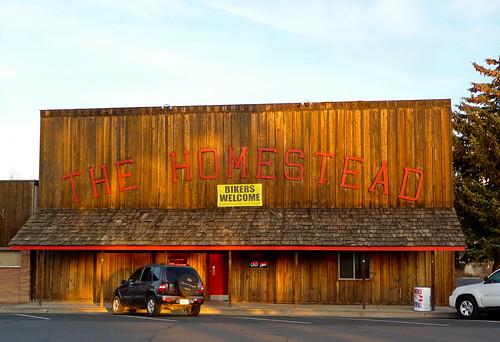 Homestead, Tulelake, California