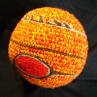 Crocheted Jupiter | by Quoin