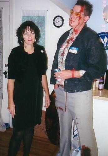Margo Moik As Marla Singer Tyler Durden Margo And Me A Flickr
