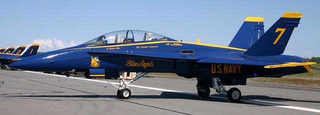 Another shot of Blue Angel #7