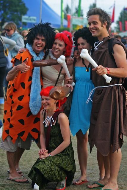 The Flintstones - Isle of Wight Festival 2008