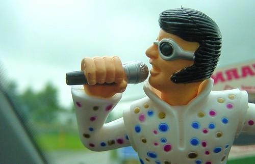 Elvis   by foilman