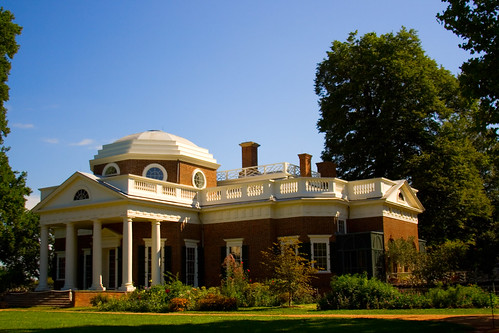 day 71 - Monticello From the Garden | by Randy Wick
