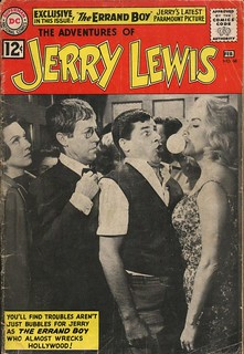 Jerry - The Errand Boy | by senses working overtime
