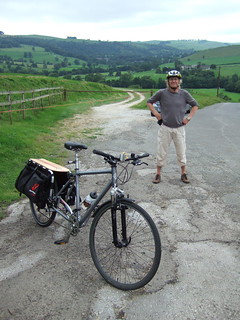 Me & Xtracycle in Derbyshire | by JarJarGeek