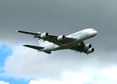 Airbus A380 Farnborough Airshow 2008 | by o palsson