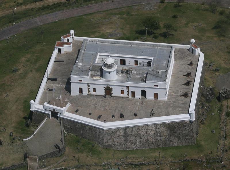 Fortaleza del cerro, Montevideo