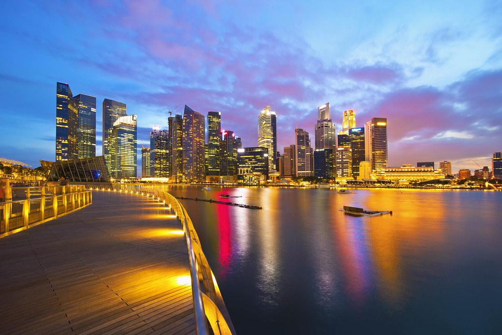 singapore - Solo female traveller