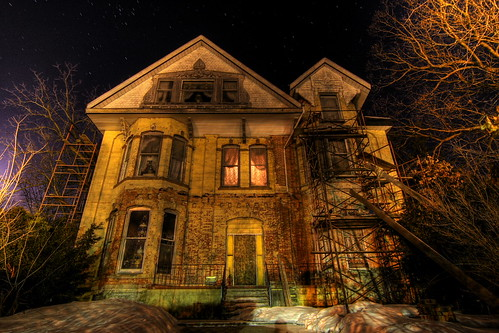 Haunted House Behind the Middle School | by country_boy_shane