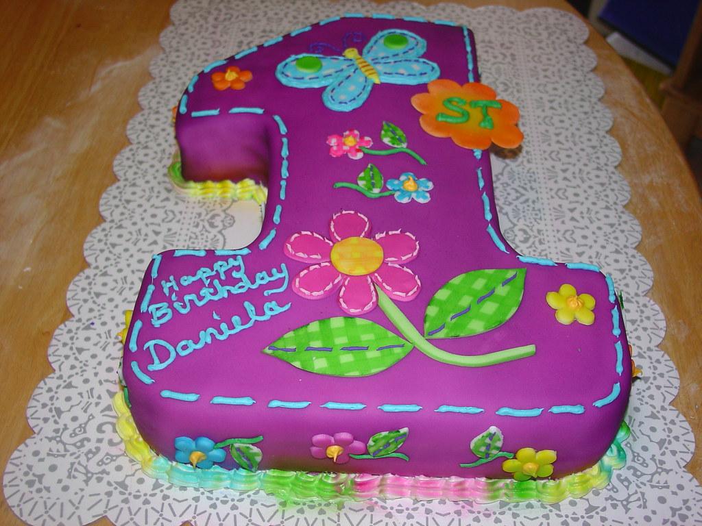 Surprising First Birthday Cake Girl Charley Salas Sbcglobal Net Flickr Funny Birthday Cards Online Inifofree Goldxyz
