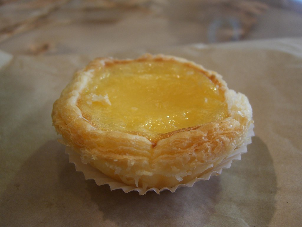 Egg Tart - Hong Kong Dim Sum, Glen Waverley