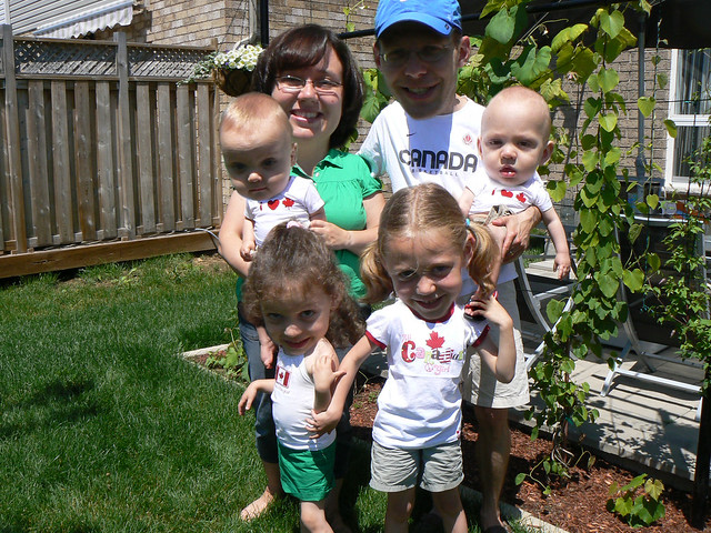 Swart Canada Day 2008