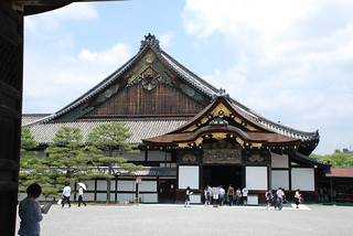Nijo Castle - Ninomaru Palace | by neepster