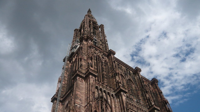 Cathedral, Strasbourg